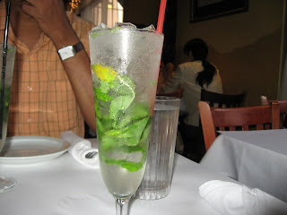 Sake Mohito