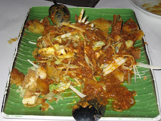 Gado Gado at Banana Leaf