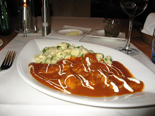 Viennese Veal Goulash