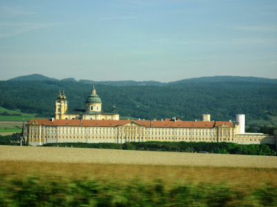 Benedictine Abbey at Melk