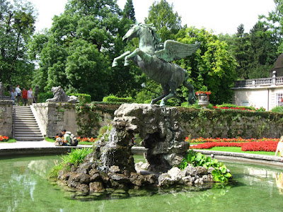 Gardens of Mirabel Palace