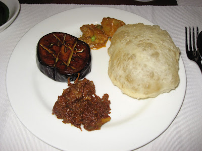 Main Course at Oh! Calcutta Pune