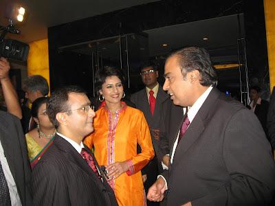 NDTV and Mukesh Ambani
