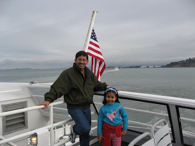 The Ferry to Sausalito