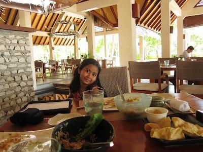 Cafe Landaa @ Landaa Giraavaru