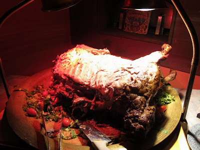 Whole Lamb at Al Barakat