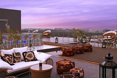O Hotel Terrace