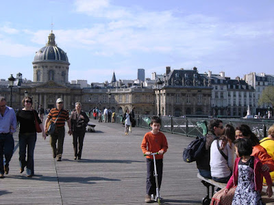 Bridges of Paris: Pont des Arts