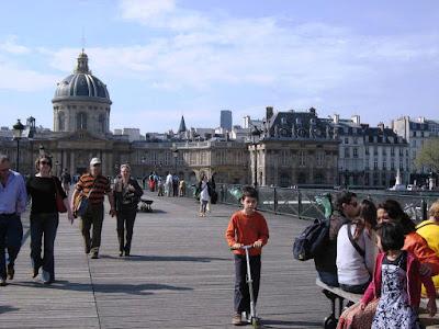 Bridges of Paris: Pont des Arts