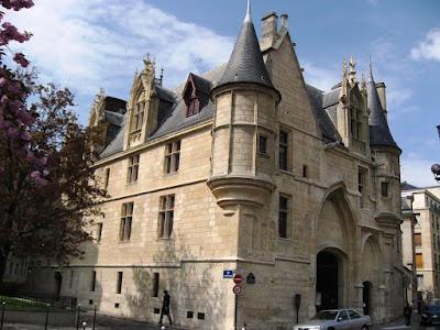 Hotel de Sens Marias Paris
