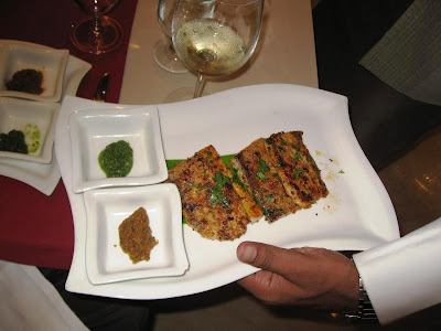 Fish Varuval at Samudra
