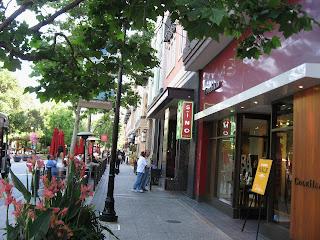 Santana Row San Jose