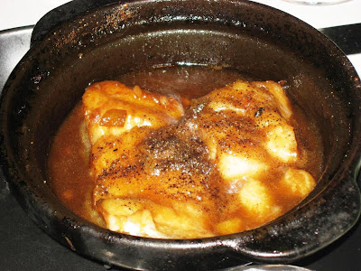 Claypot Cod at Tamarine