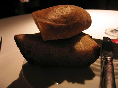 Bread at Farallon
