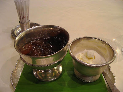 Khubani ka Meetha at Southern Spice