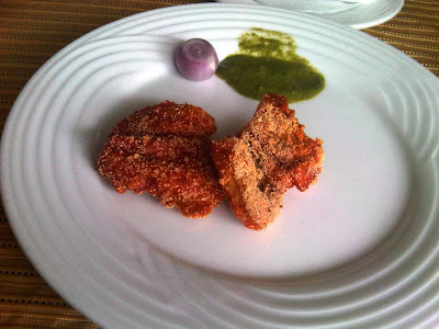 Bombay duck at Rahul
