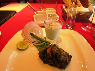 Murgh Methi at Maya Trident Mumbai