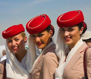 Emirates Cabin Crew
