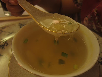 Soup at Shanghai Club