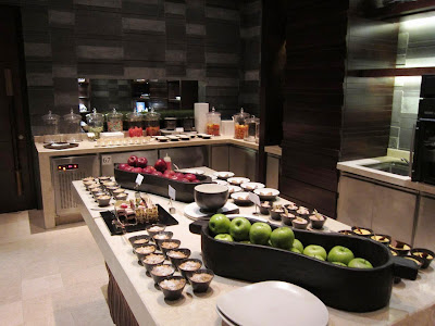 The Dessert Room at Shakahari Pune Marriott