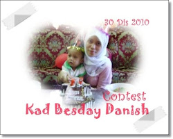 Contest Kad Besday Danish