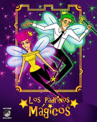 Los Padrinos Magicos Crecidos Imagen De Wanda Y Cosmo