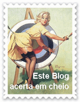 O primeiro selo a gente nunca esquece....
