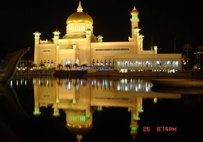 Mosque in Brunei
