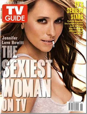 jennifer love hewitt tvguide the sexiest woman on TV cover picture 01