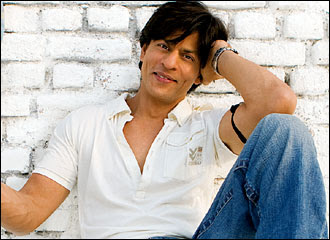 SRK is the lucky mascot