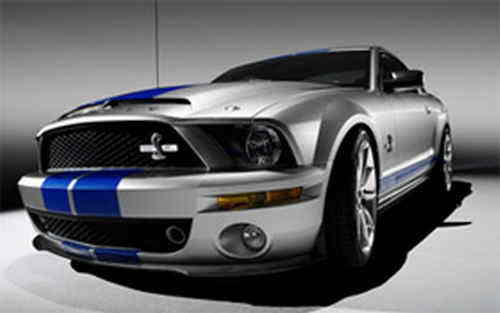 The 2009 Ford Shelby