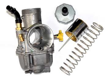 Keihin PE 28 Carburetor Still Poor? Select the Custom just