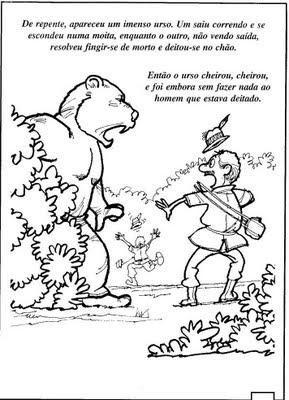 Palavra cruzada 012 Pequenas histórias ilustradas para crianças