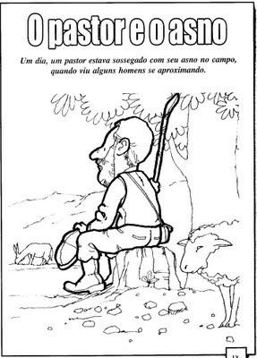 Palavra cruzada 014 Pequenas histórias ilustradas para crianças
