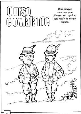 Palavra cruzada 011 Pequenas histórias ilustradas para crianças