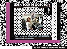 WORKSHOCK DE LOCUÇÃO com MÔNICA SAMPAIO
