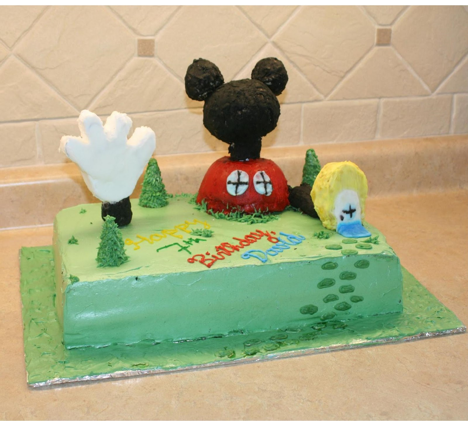 Cakes Etc by Natalie Mickey Mouse Clubhouse