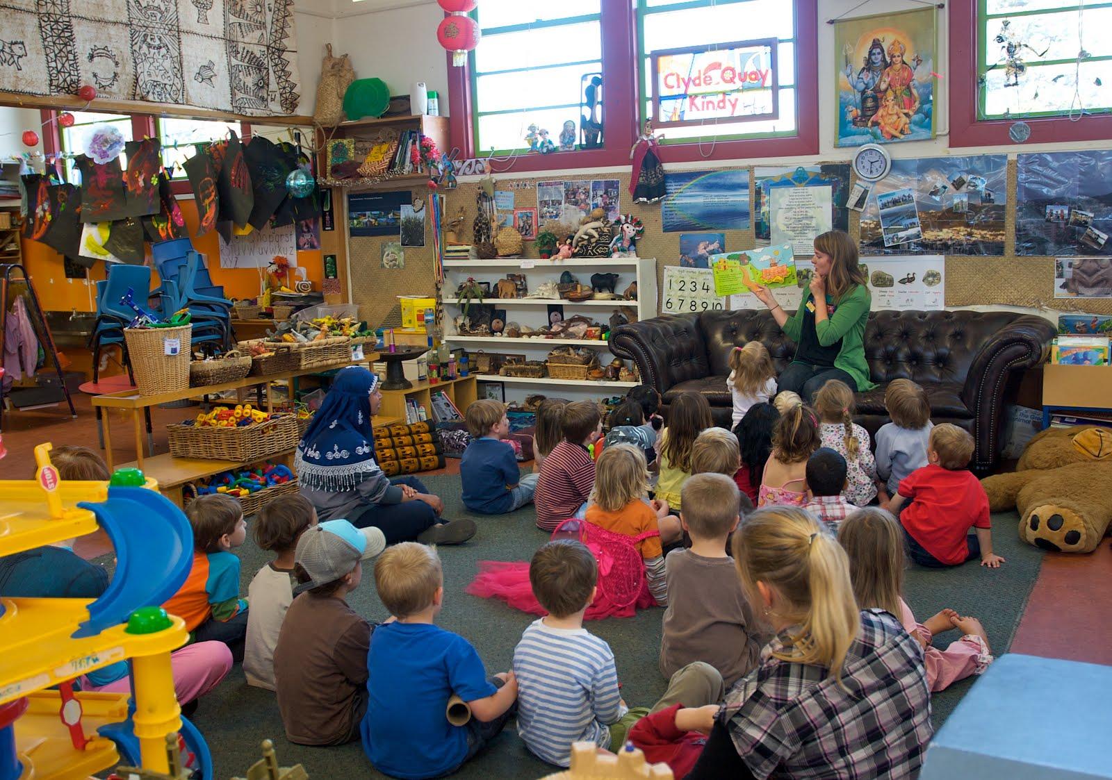Новая Зеландия обо всем понемногу Детские садики в Новой Зеландии  я совершенно случайно разговорилась с тетенькой которая оказалась главным инспектором дошкольных образовательных учреждений региона Веллингтон вот так