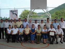 Ceremonia Solemne del 15 aniversario del Bachillerato Tècnico # 29