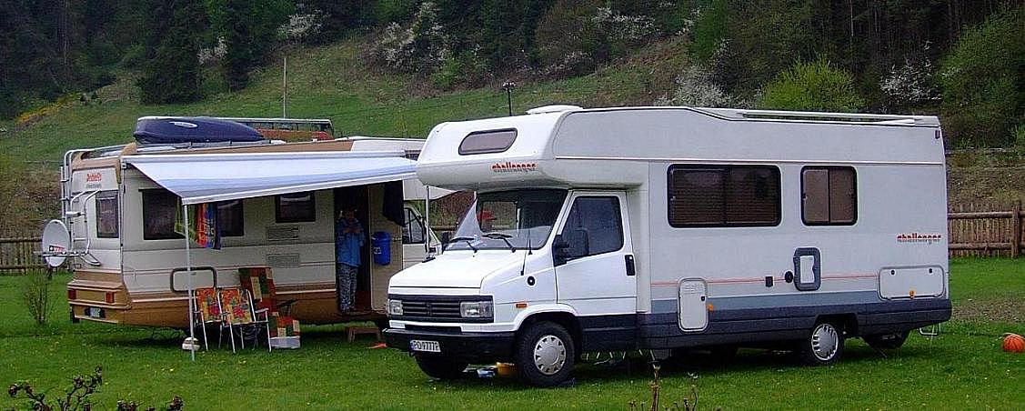 caravaning camping wycieczki turystyka