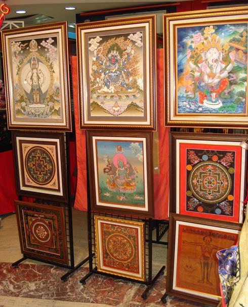 Buddhist Paintings THANKA