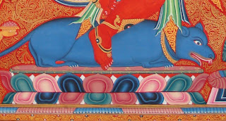 NEPALESE AND TIBETAN ARTS BLOG: 32 names of Ganesh