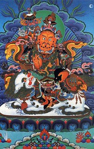 Buddhist Vaisravana