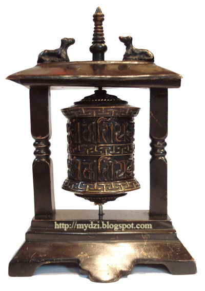 Stand Prayer Wheel