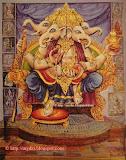 6. Dvija Ganapati