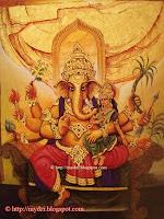 16. Urdhva Ganapati