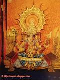 30.Yoga Ganapati