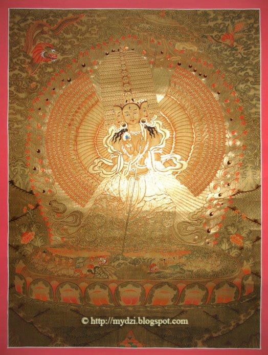 Buddhist Sitatapatra