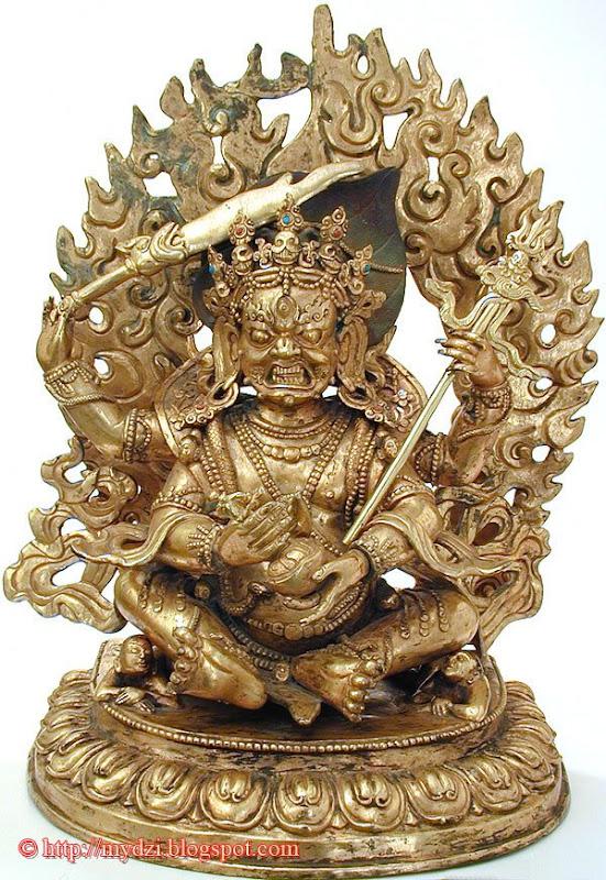Buddhist Mahakala
