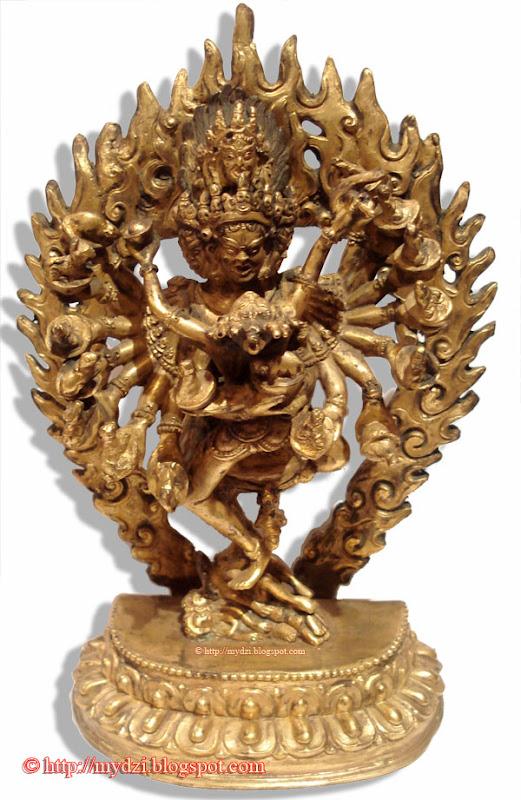Buddhist HayaVajra